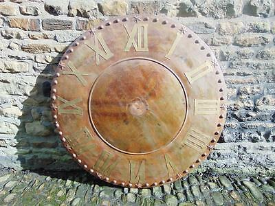 Massive Decorative Clock Face