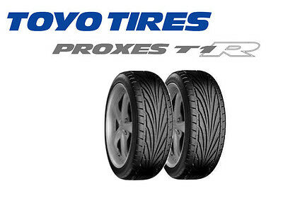 2x Toyo T1R -Track Day/Road - 205/55 ZR16 91W (ALL SIZES AVAILABLE) - 2055516