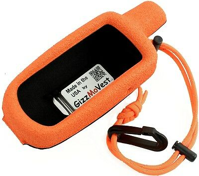 CASE COVER for Garmin GpsMap 64s 64st, Tough & Made in the USA by GizzMoVest Org