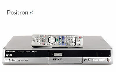 panasonic dmr eh52 dvd festplattenrecorder gepr ft 1. Black Bedroom Furniture Sets. Home Design Ideas