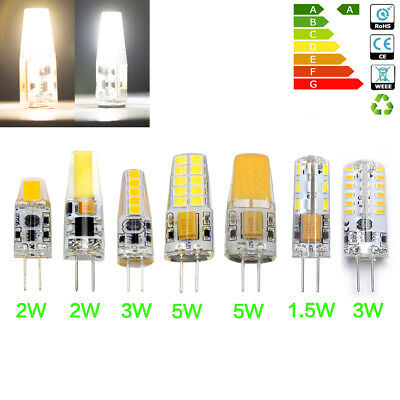 WOW - G4 LED Bulbs 3W 1.5W 2W 5W Capsule Bulb Lamp Light Energy Saving AC/DC 12V