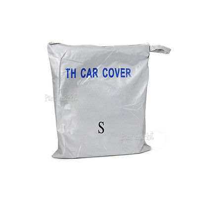 Universal Large Full Size Car Cover Sun UV Resistant Dust Protection Protector S