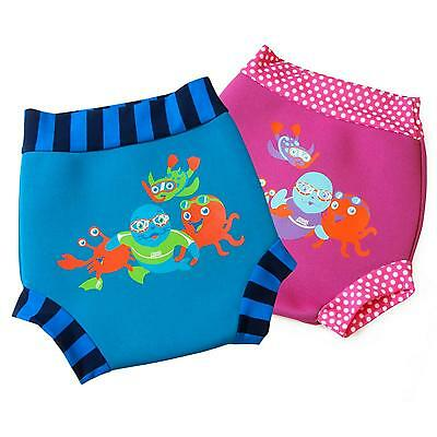 Zoggs Swimsure Swim Nappy Baby/Toddler Swimming Pool Beach Neoprene Swimwear