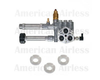Pressure Washer Pump Head Annovi Reverberi RMW22G24  AR42518 RMW2.2G24 3 Bushing