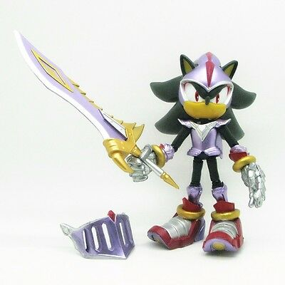 """SIR LANCELOT Sonic and the Black Knight 5"""" Action Figure shadow B69P"""