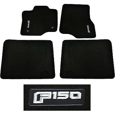 Weathertech All Weather Floor Mats For Ford F 150 Crew Cab 2015