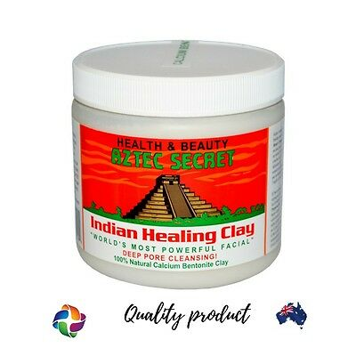 AZTEC SECRET Indian Healing Deep Pore Cleansing Clay Mask For Acne