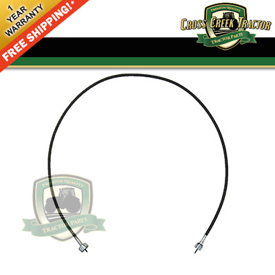 C7NN17365A NEW Ford Tachometer Cable, 40 Inch 2000, 3000, 4000, 4000SU, 3400 +