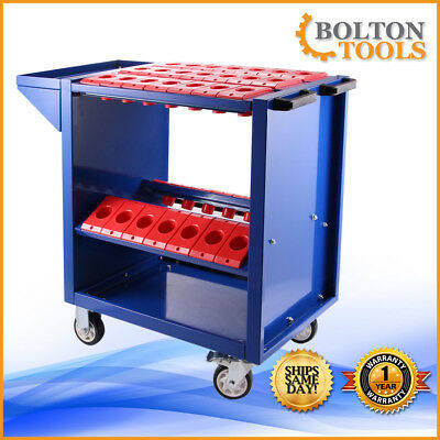 Cnc Tool Trolley Cart For Bt40 Tool Holders