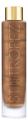 St. Tropez Self Tan Luxe Dry Oil 100 ml. Sealed Fresh