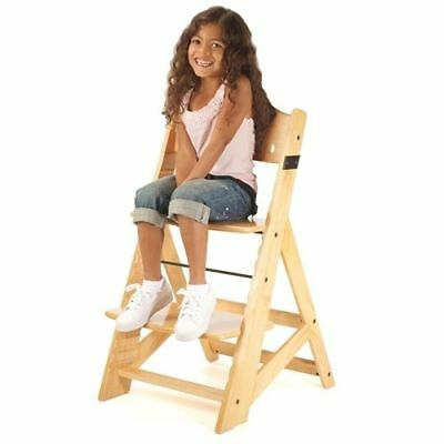 Keekaroo Children's Height Right Adjustable Wooden High Chair Baby Kids' - New
