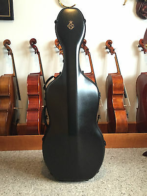 Cello Cellokasten Celloetui Cellokoffer Montagnana B&C Original Carbon Cellocase