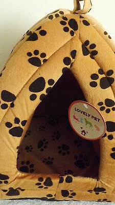Pet House Igloo Very Warm Insulated Padded Cosy Cave Bed house Dog Cat Kitten