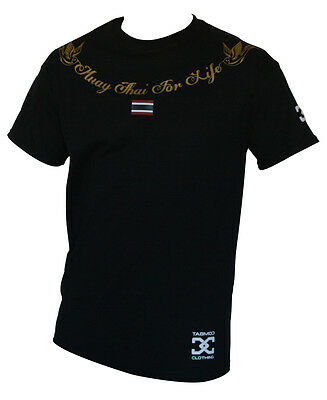 Muay Thai t-shirt, Muay-thai for life, MMA