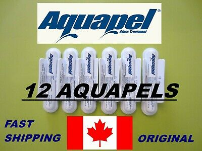 12  AQUAPEL ,  Windshield and Glass Applications (Original) ,