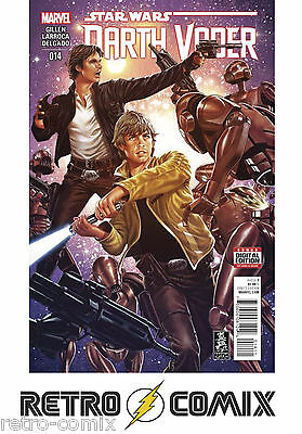Marvel Darth Vader #14 First Print New/unread Bagged & Boarded