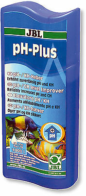 JBL pH Plus 250ml Increase pH and KH of Aquarium Water Hardening Alkalinity