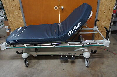 Stryker 721 Transport Stretcher 500LB with Pad
