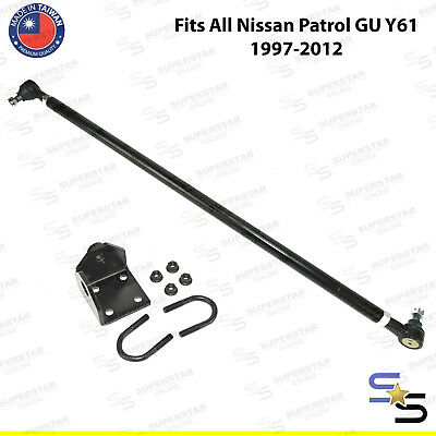 Nissan Patrol Gu Y61 Heavy Duty Adjustable Drag Link 1997-2012