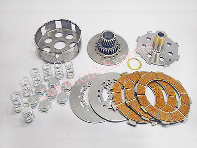 Vespa PX LML Clutch Spares for 23 Cogs 7 Spring Clutch Complete New P4061