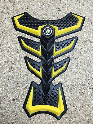 Top Quality 3D Rubber Motorbike Motorcycle Tank Pad Yamaha (fits all)