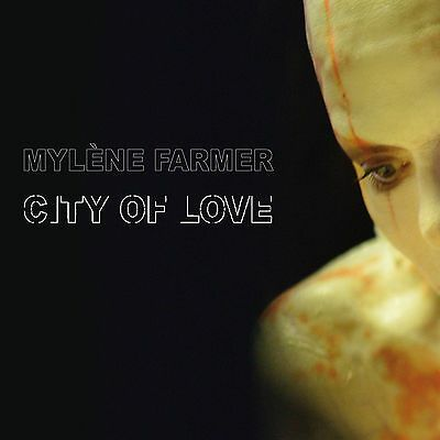 Mylene Farmer City Of Love 12'' Vinyl New & Sealed