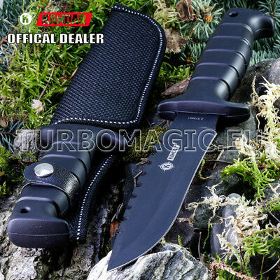 Kandar 148A ✰ Fixed Blade Survival Rescue Camping Outdoor Knife ✰ Us