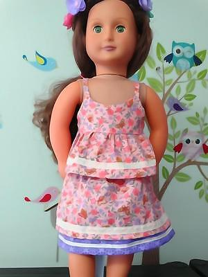 American Girl Doll Our Generation Journey Girl 18 Dolls clothes