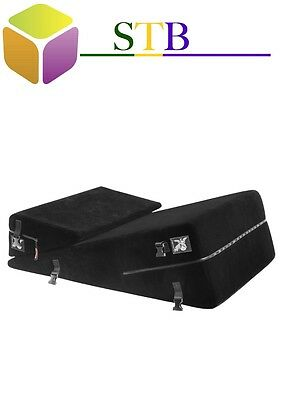 Liberator Black Label Wedge & Ramp combo Pack, Quality,Removable Cover uni-sex