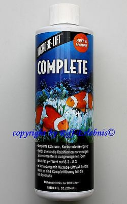 Complete  236ml Microbe-Lift Calcium Karbonat pH  67,80€/L