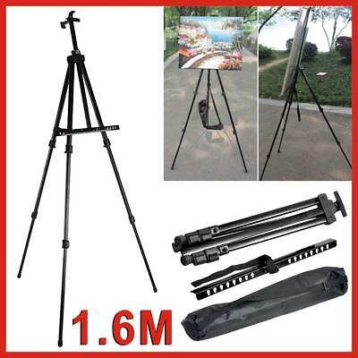 High Quality Artist Field Studio Easel Tripod Display Painting White Board Stand