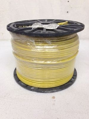 #12 AWG THHN Stranded Yellow  Brown orange black white red and green w500ft.