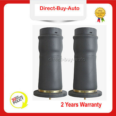 Pair For Land Rover Discovery 2 Rear Air Suspension Spring Bag -- Rkb101200