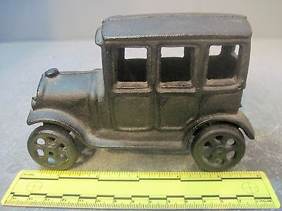 """vintage Cast Iron Car 5"" Long"""