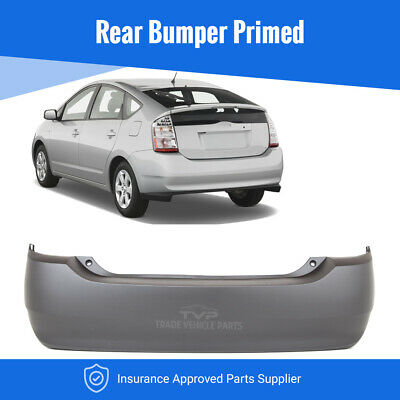 Toyota Prius 2004-2009 Rear Bumper Insurance Approved High Quality New