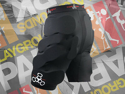 Tripple 8 Bum Saver Pads - Hips, Protective, Guards, Butt, sides