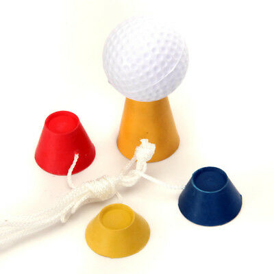 JUMBO RUBBER WINTER TEES ( PACK 4PCs) Ideal for Winter Golf or Driving Range