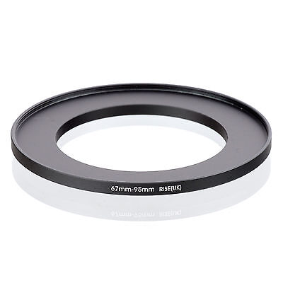 67mm to 95mm 67-95 67-95mm67mm-86mm Stepping Step Up Filter Ring Adapter