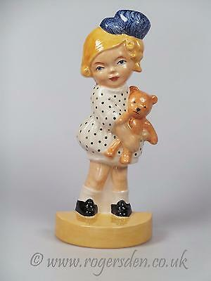Carlton Ware Flat Back  Mabel Lucy Attwell
