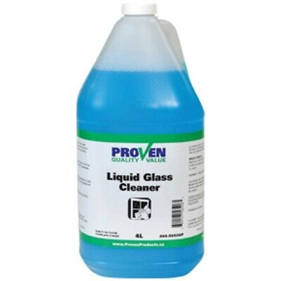 Proven Glass Cleaner 4L - For Lab, Home, & Industrial Use