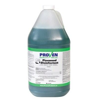 Proven Pinewood Disinfectant Cleaner 4L - For Lab, Home, & Industrial Use