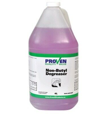 Proven Products Non Butyl Degreaser 4L - For Lab, Home, & Industrial Use