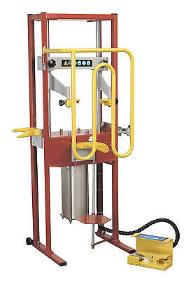 Coil Spring Compressor - Air Operated 1000kg SEALEY RE300  warranty free deliver