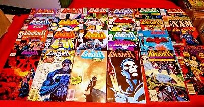 Punisher 100 7 25 28 34 50 59 62 65 75 87 88 89 90 91 94 95 96 97 98 99 101 An 6