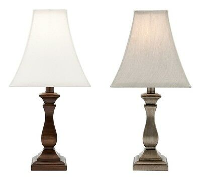 ARMON Table Lamp, Antique Silver Or Bronze Cougar Lighting