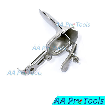 Graves Vaginal Speculum MEDIUM Stainless OB/GYNO Gynecology Surgical