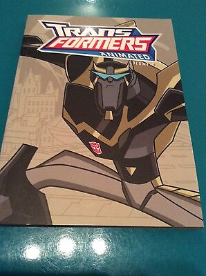 Transformers Animated Vol 8