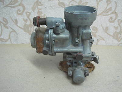 NOS OEM SOLEX 35RZFAIPO LC53 Carburetor Amoured BEDFORD MW OY OX HUMBER MORRIS