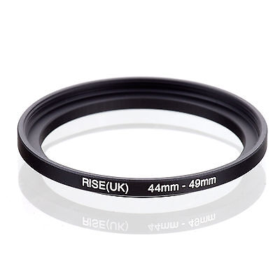 44mm to 49mm 44-49 44-49mm44mm-49mm Stepping Step Up Filter Ring Adapter