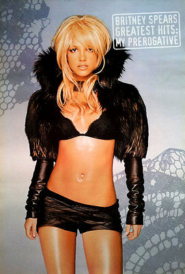 """Britney Spears Sexy POSTER 23""""x34"""" American Singer Actress Pop Dance Music V6"""